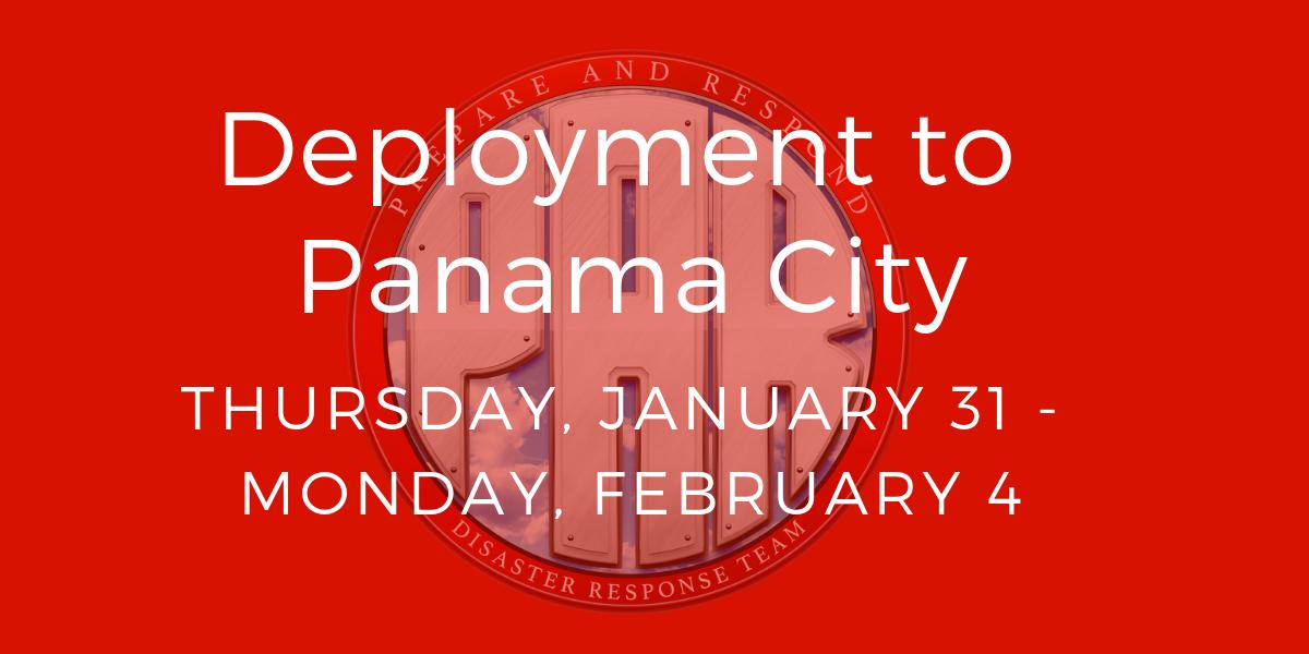 Deploy Panama City 2019-01