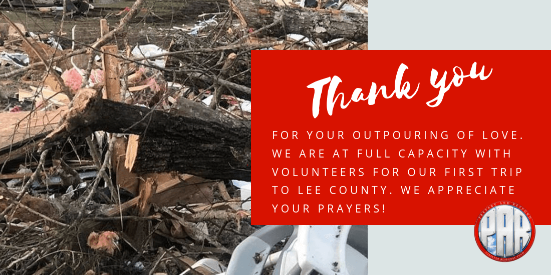 Thank you to volunteers-2