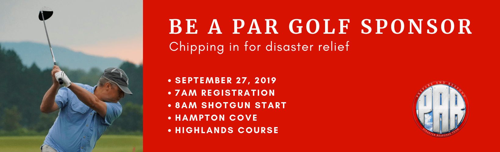 2019 PAR Golf Sponsor_header