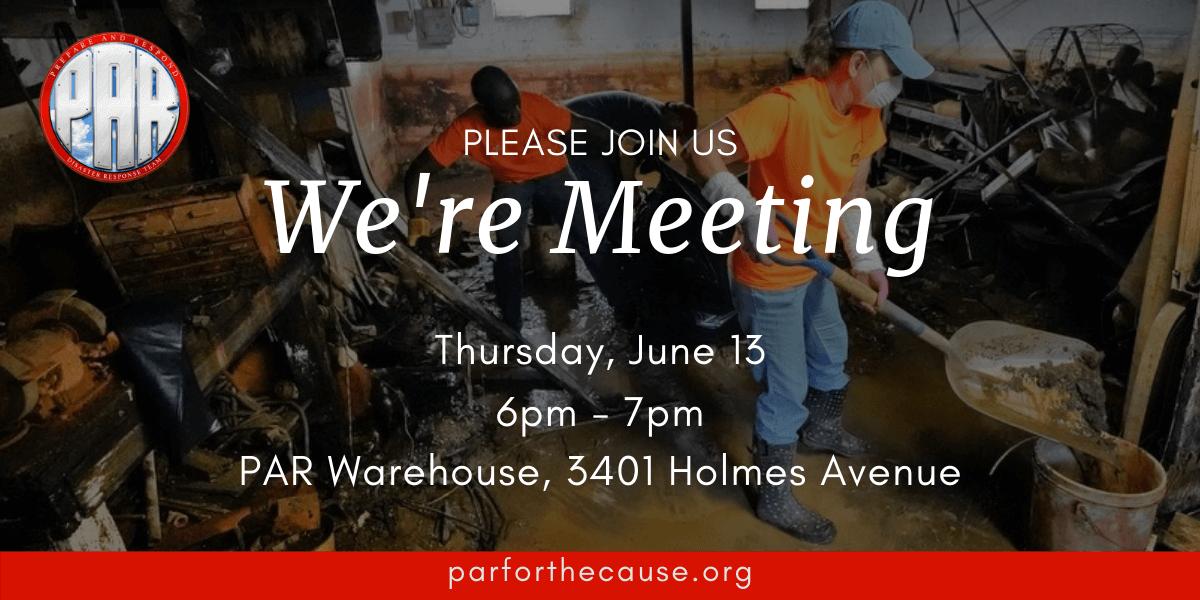2019-06 PAR meeting