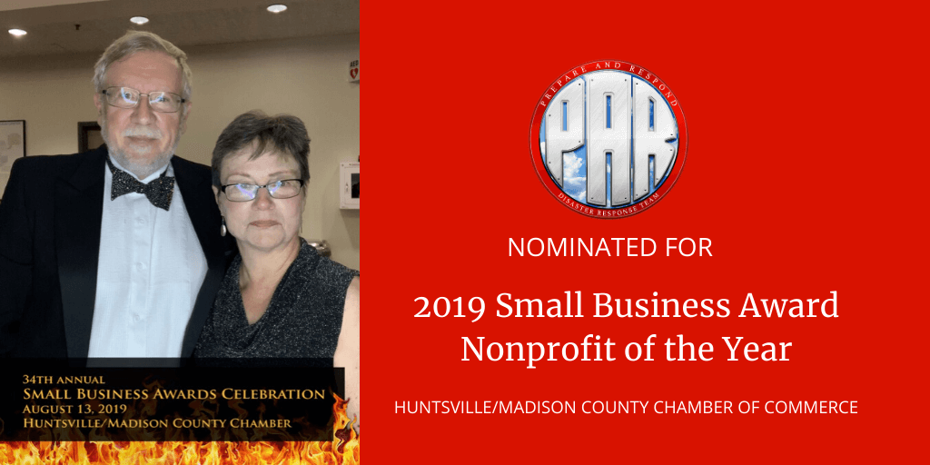 2019 Nominee Small Business Award Chamber
