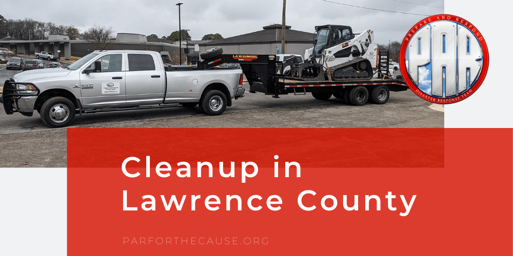 Cleanup in Lawrence County