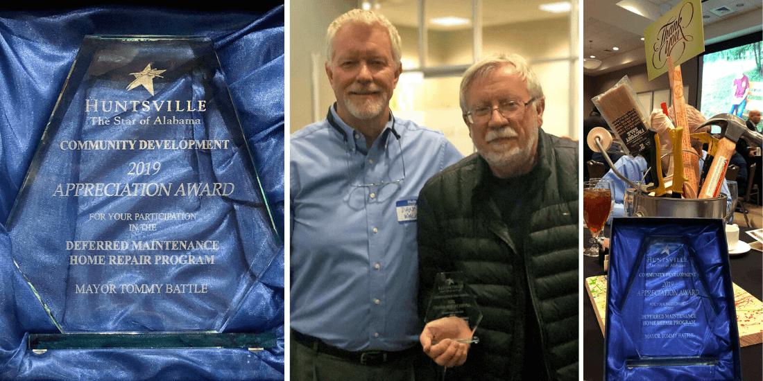 PAR Community Development Award 2020