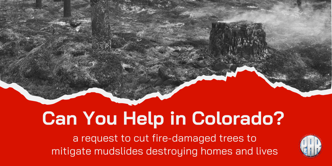 Can You Help in Colorado