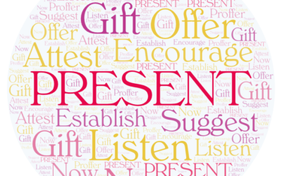 Word of the Year – Present