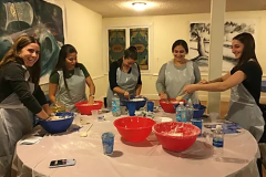 2017 YOUNG LEADERSHIP CHALLAH BAKE