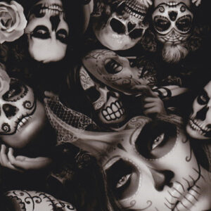 Wisconsin Hydrographics Day of the Dead film
