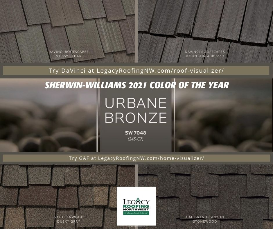 Brown Roof Color Options 5