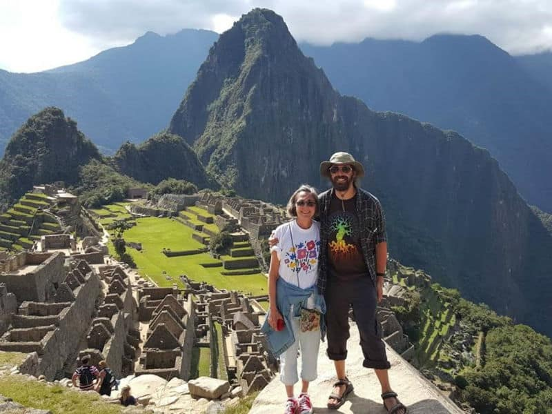 Mother and Son Adventure to Peru