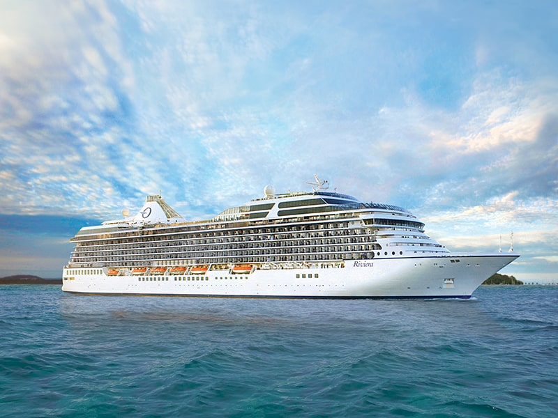 Grand Voyages with Oceania