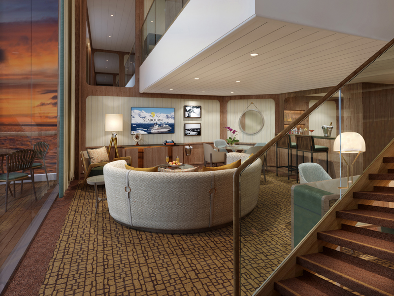 Enjoy the Suite Life with Ultra-Luxurious Seabourn Cruise Line