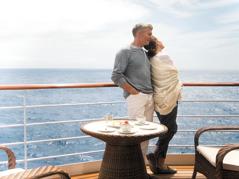 FREE Suite Upgrade Aboard Any Regent Voyage  Plus 50% Reduced Deposits