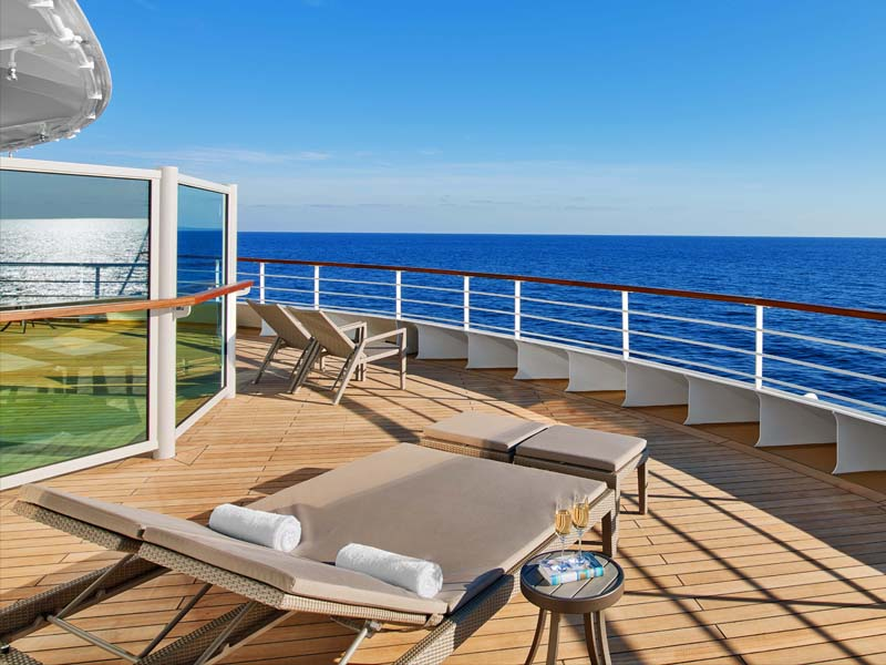 Upgrades, Shipboard Credit, and More  Seabourn Signature Savings Event