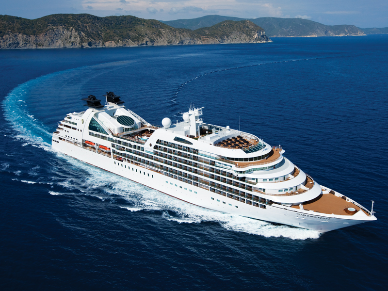Complimentary Benefits & Amenities  Book with Seabourn