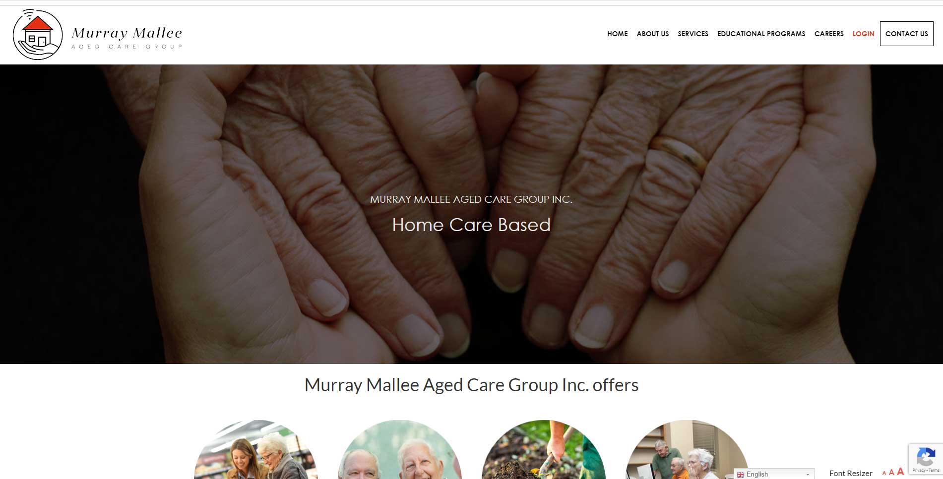 Murry Mallee Aged Care Marketing