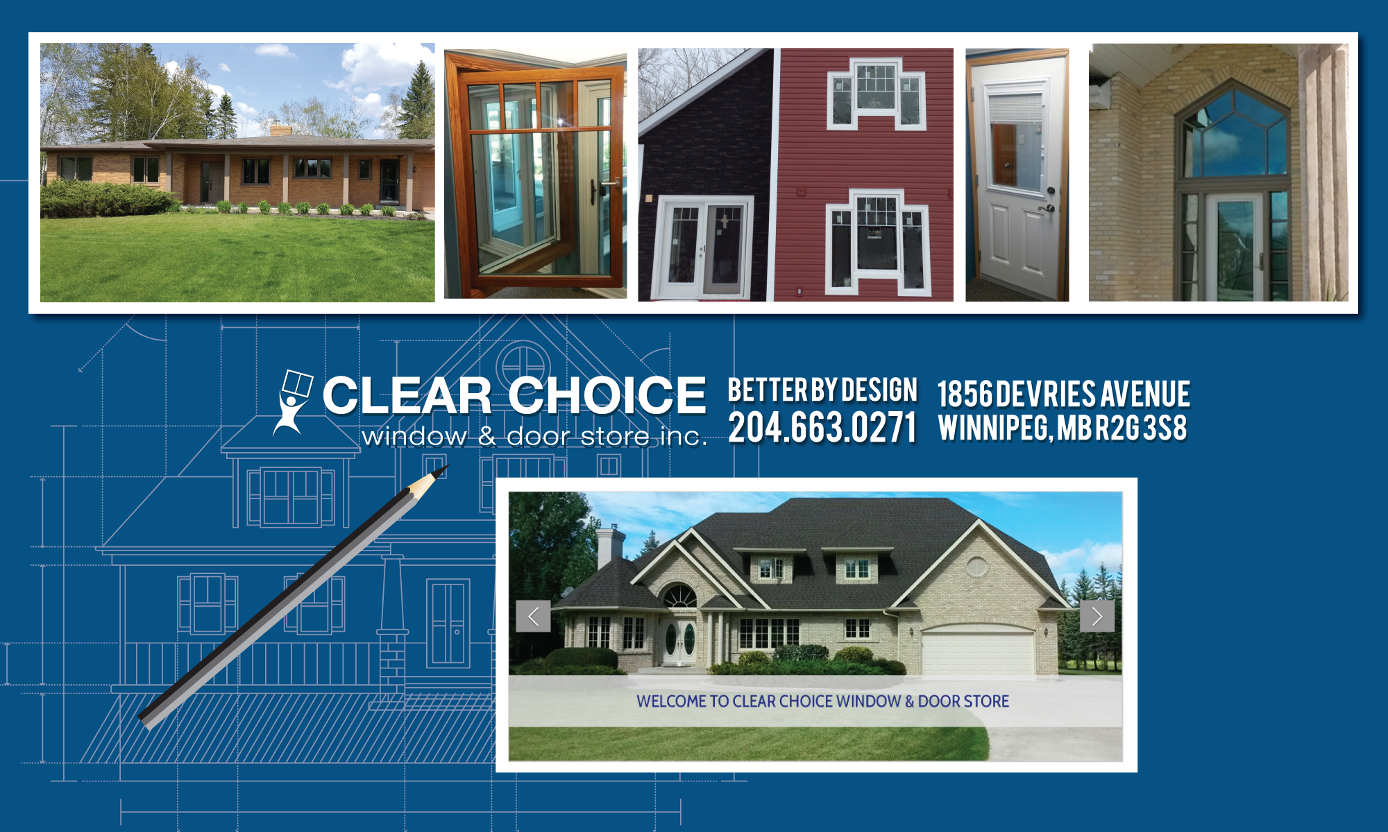 Clear Choice Window & Door
