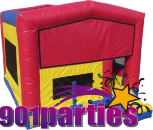 $300 - $25 DEPOSIT - 8' FOOT BASIC 2 SINGLE LANE WATER SLIDE BOUNCER COMBO RENTAL IN MEMPHIS