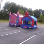 $125 - 901PARTIES DINING & CATERING SPIDERMAN MOON BOUNCE RENTAL