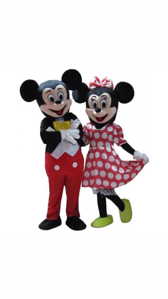 901PARTIES MOBILE DINING & CATERING COSTUME CHARACTERS