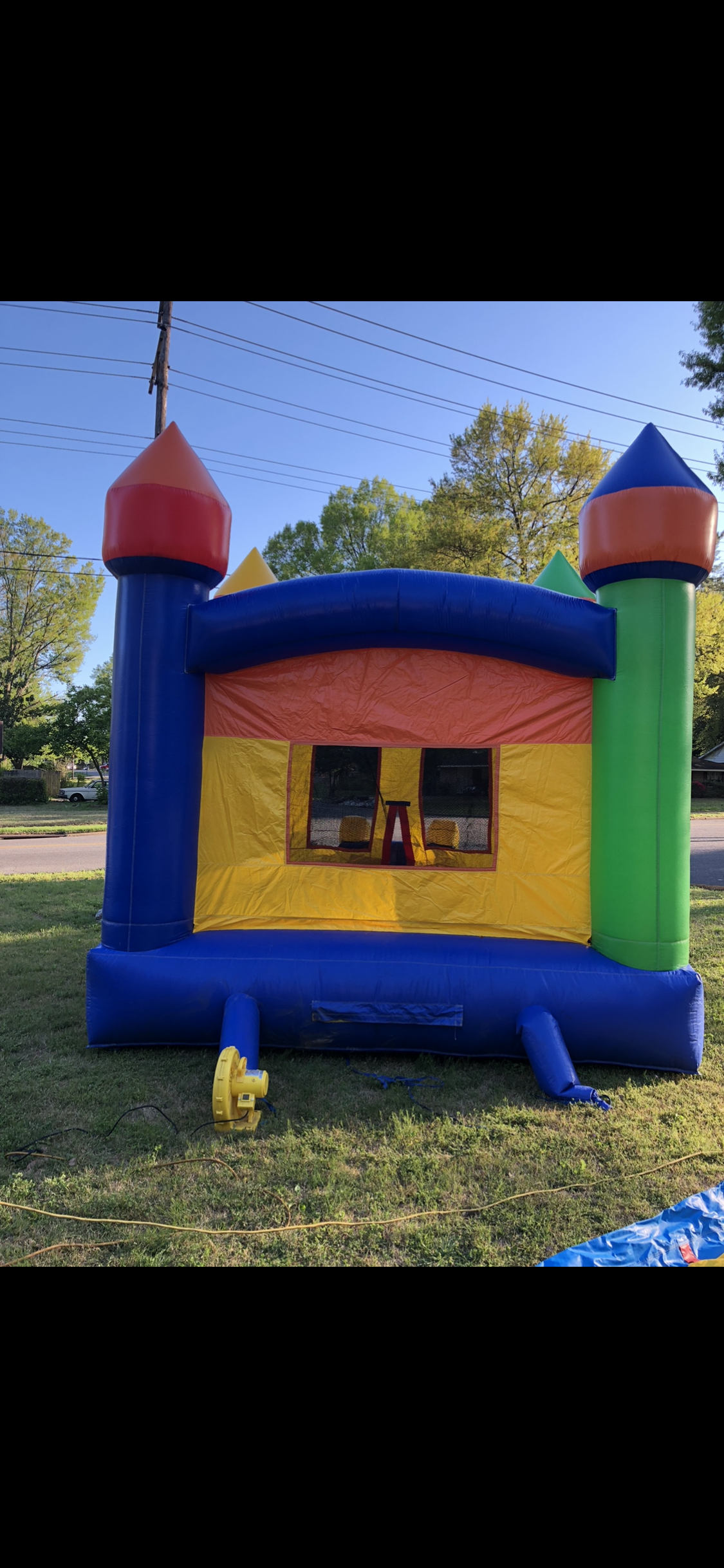 901PARTIES DINING & CATERING $50 MOON BOUNCE RENTAL