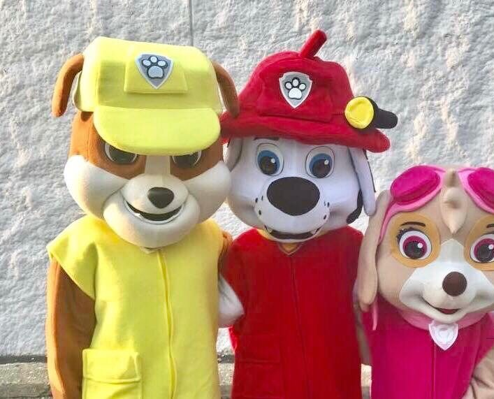 901PARTIES DINING & CATERING COSTUME CHARACTERS