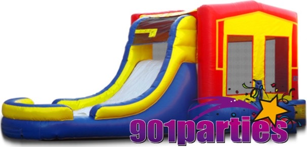 $300 901PARTIES DINING AND CATERING MEMPHIS BOUNCER WATERSLIDE COMBO RENTAL 901-878-9386
