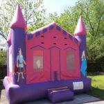 $125 - 901PARTIES DINING & CATERING PRINCESS CASTLE MOON BOUNCE RENTAL