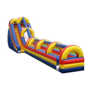 $500 - 25' FOOT 1 LANE WATERSLIDE SLIP N SLIDE MEMPHIS WATER SLIDE RENTAL