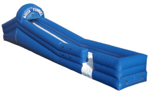 $300 - AQUA TUNNEL SINGLE LANE SLIP N SLIDE RENTAL
