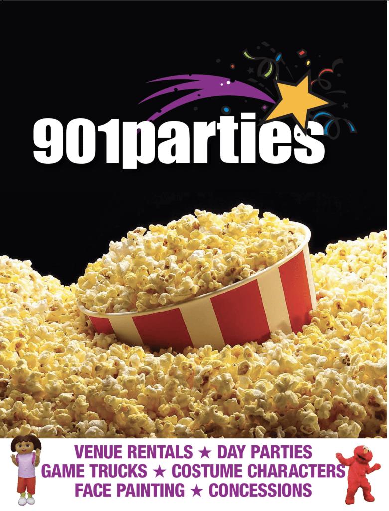901PARTIES MEMPHIS CARNIVAL FOOD SERVICE