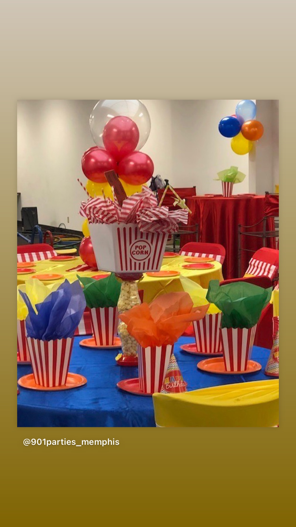 $2,000 GETS YOU THE BEST CARNIVAL BIRTHDAY PARTY FOR KID'S IN MEMPHIS!