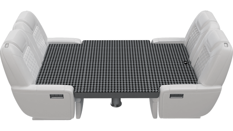 Mattress Conference Houndstooth