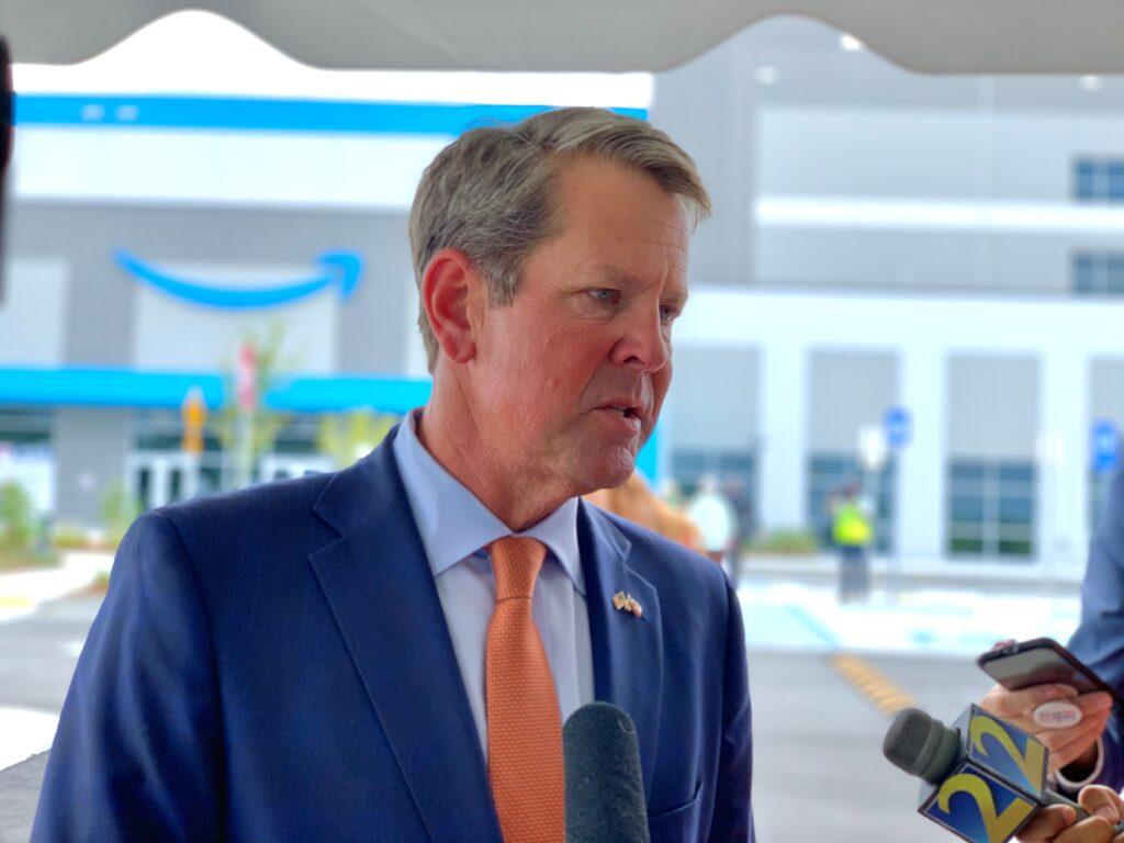 Kemp vows to fight Biden's new COVID mandates