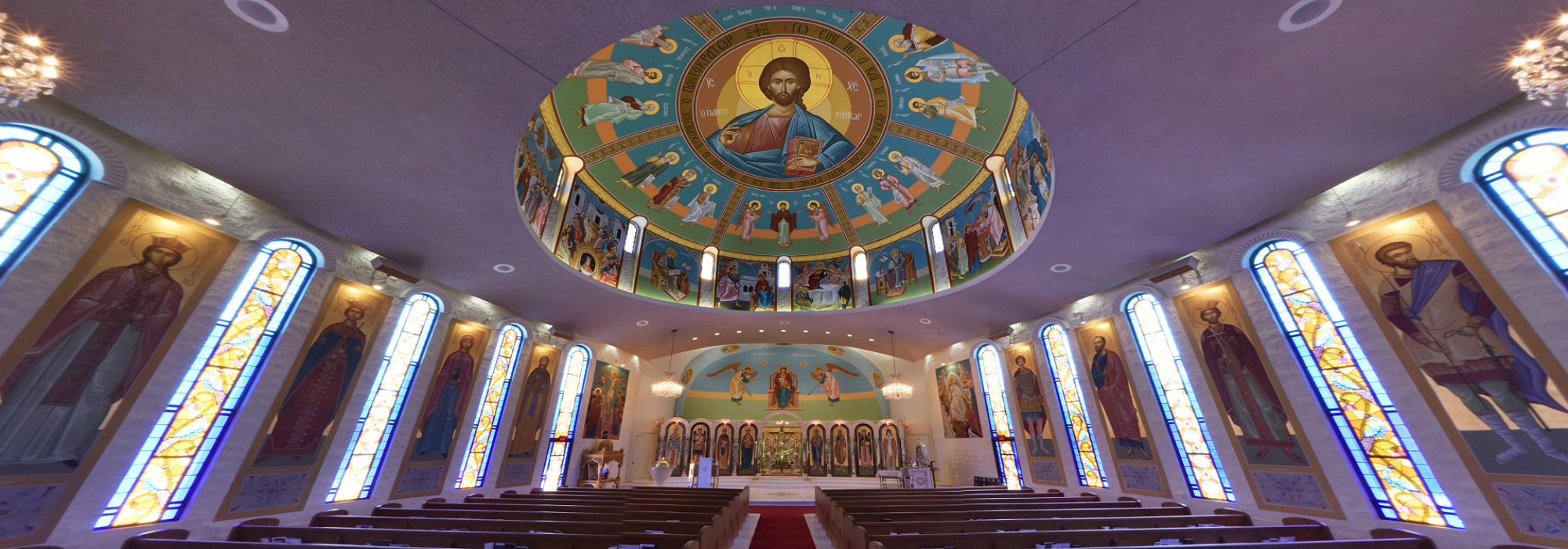 Take a virtual tour of our church!