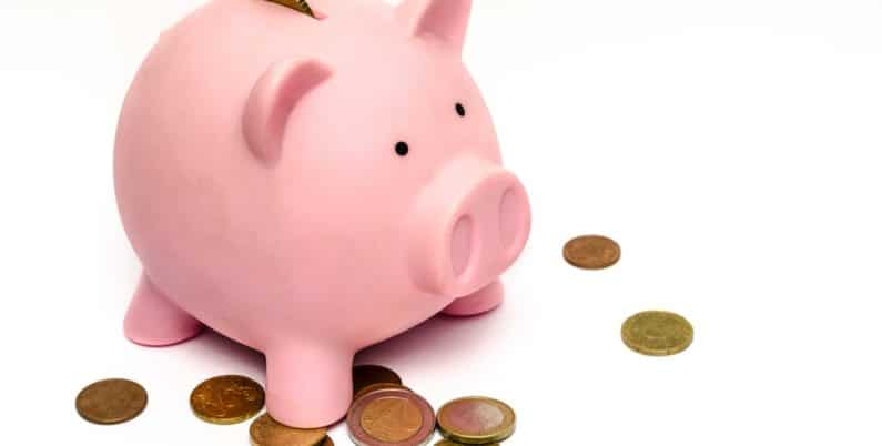 Piggy Bank earn cash with an ATM