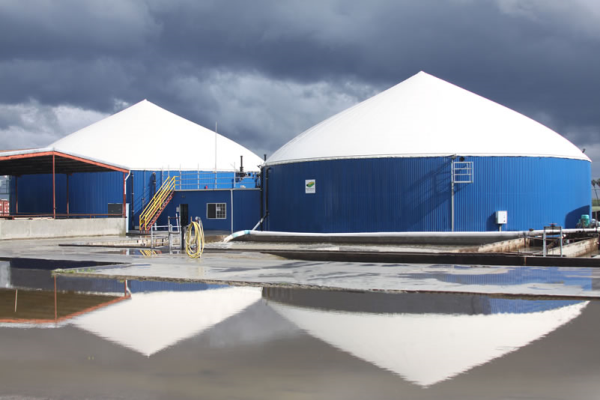 Fiscalini Farms Digesters