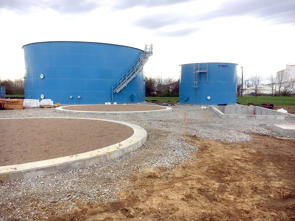 Digester Development Site Photo