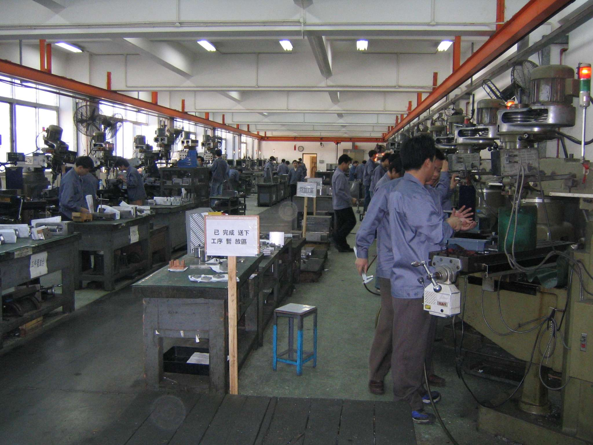 Is the mold design you approved in China actually the mold that was built?