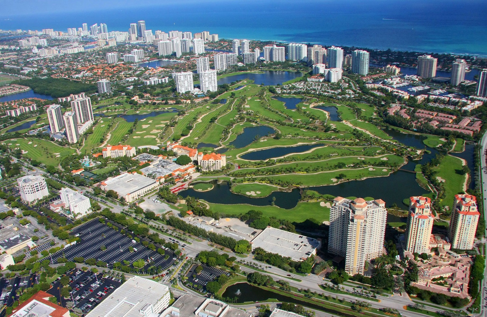 Turnberry-Miami-Florida golf