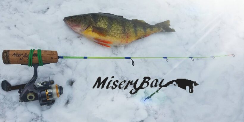 Misery Bay Custom Ice Rods