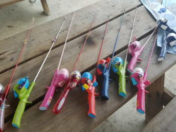 Barbie Rod Derby