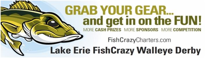 Fish Crazy Walleye