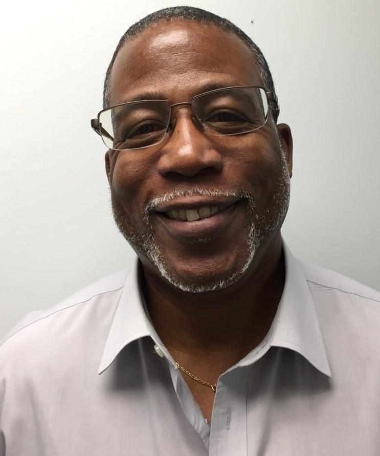 Pastor Dale Weatherspoon