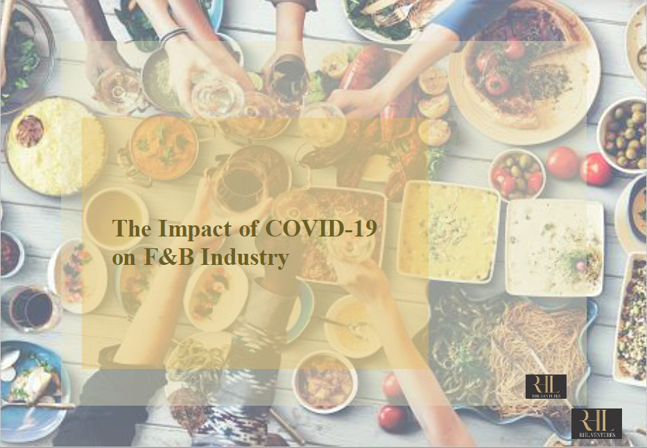 The Impact Of COVID-19 On F&B Industry