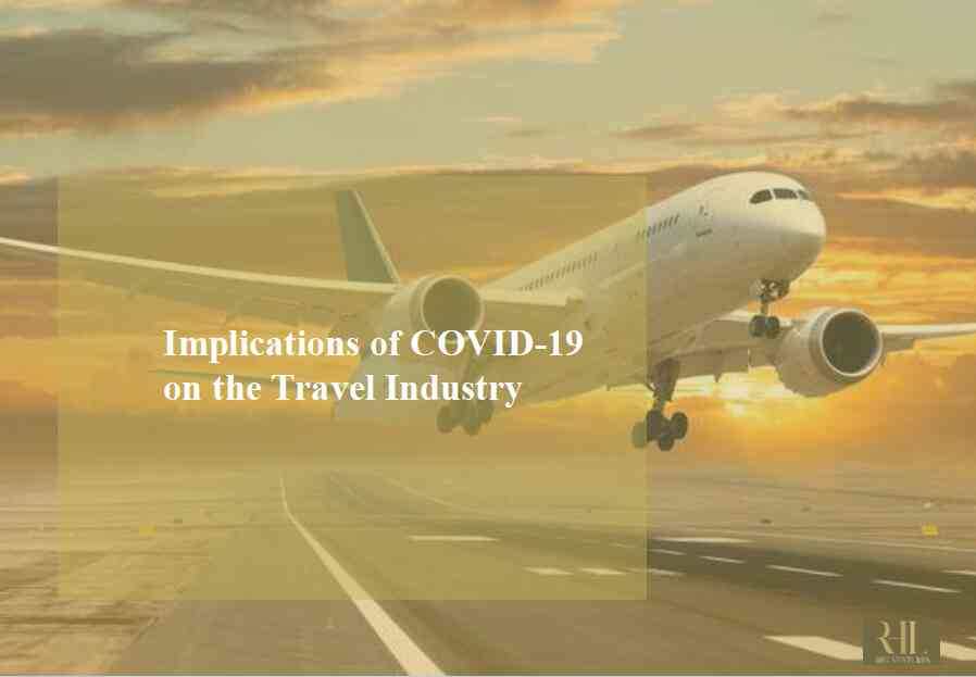 Impact Of COVID-19 On Travel Industry
