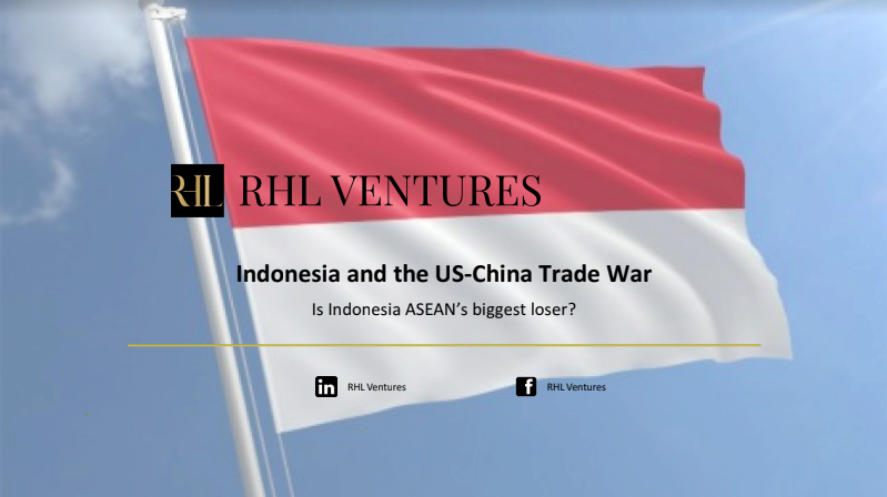 The Impact of US-China Trade War on Indonesia