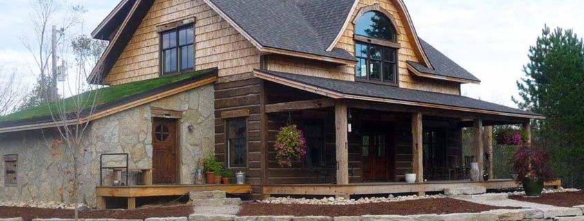 Eben House (Cabin)