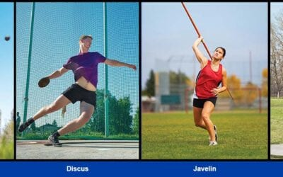 Register Now for All Throwers League Meet – July 6, 2019 in Aurora, IL
