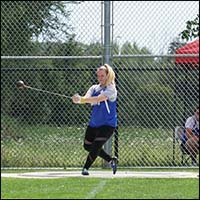 Hammer throw champ meet