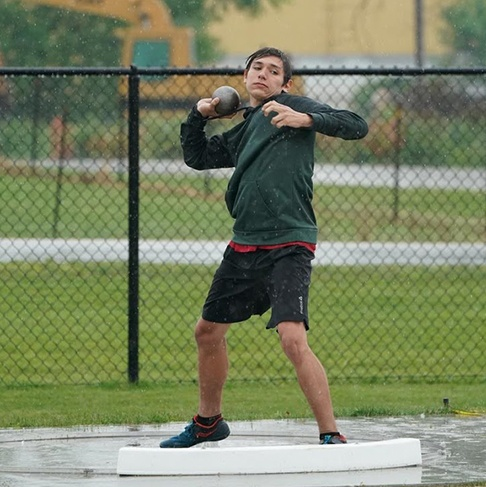Youth Shot Put Meets